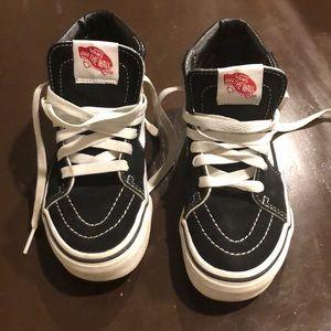 Van's skateboard shoes